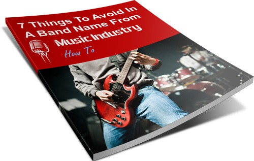 7 Things To Avoid In A Band Name free ebook