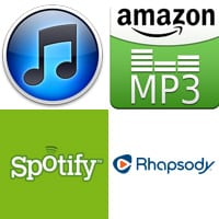 How To Sell Music On iTunes, Get On Amazon MP3, Spotify, Rhapsody, And Napster
