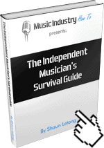 The Independent Musician's Survival Guide Music Ebook.