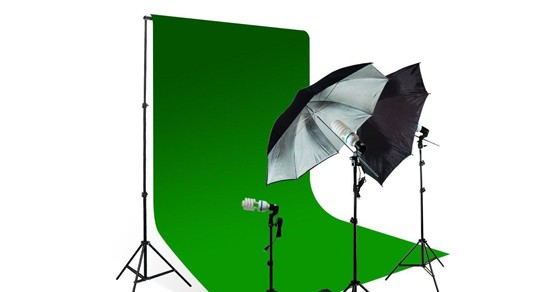 Using A Green Screen To Make Your Music Videos Out Of This