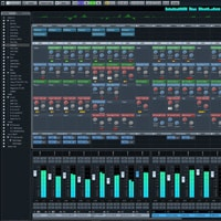 Cubase is good for pro music makers