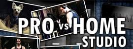 Experiment, A Pro Studio Vs Home Studio Recording Comparison With Chad Grooms