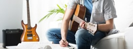 How To Start A Song Off – Coming Up With Song Ideas And Lyrics