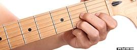 Intermediate guitar chord tips