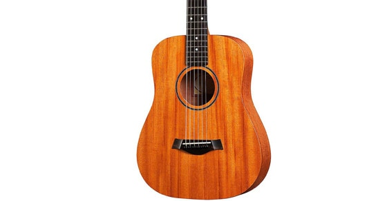 Taylor BT2 Baby Taylor Acoustic Guitar For Traveling