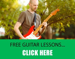 Free online guitar lessons for beginners email course