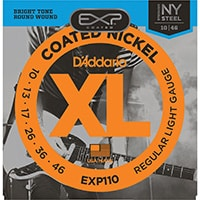 D'Addario EXP Coated Nickel Round Wound