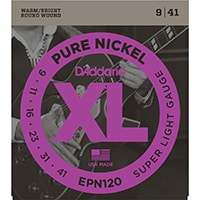 D'Addario XL Pure Nickel Round Wound