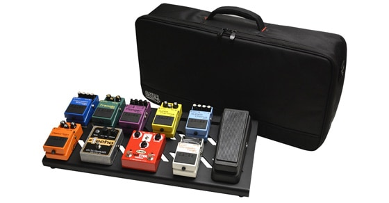 1. Gator Cases GPB-BAK-1 Aluminum Pedal Board