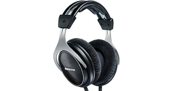 Shure SRH1540 Professional Open Back Headphones