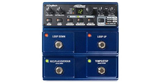 Digitech JamMan Stereo Looper Delay Pedal