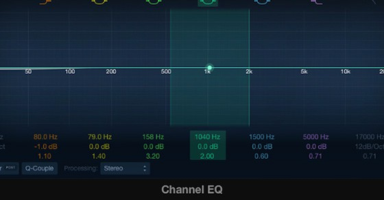 Equalization in Music Production