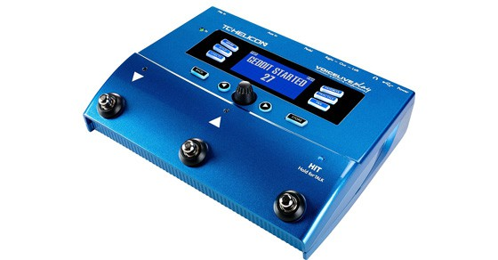 TC-Helicon VoiceLive Play Vocal Effects Processor